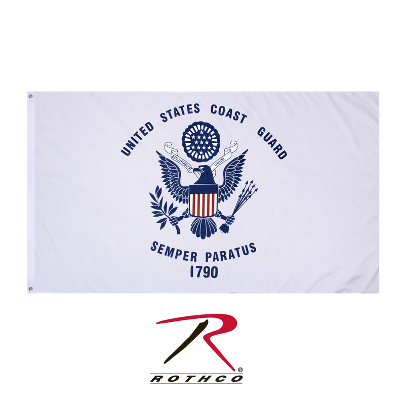 Rothco U.S. Coast Guard Flag