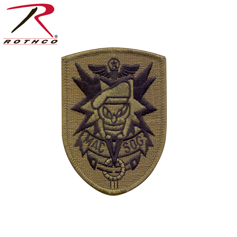 Rothco Subdued MAC VIET-SOG Patch