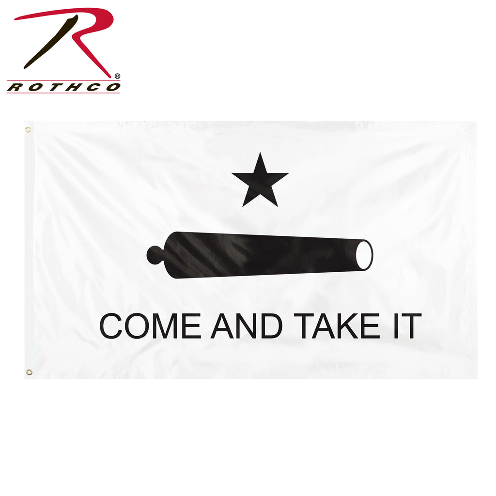 Rothco Come And Take It Flag