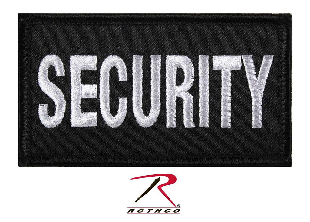 Rothco Security Patch for Operators Cap