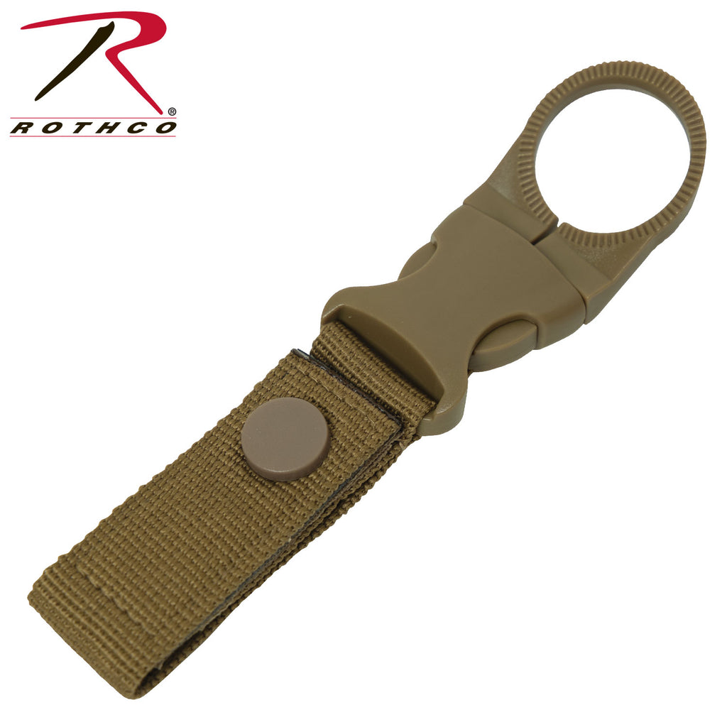 Rothco MOLLE / Belt Clip Bottle Carrier