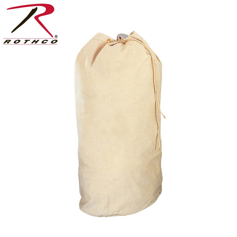 Rothco U.S.N. Heavyweight Canvas Sea Bag