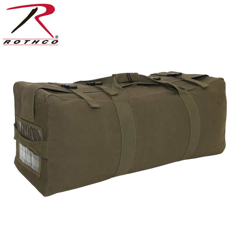 Rothco GI Type Enhanced Canvas Duffle Bag