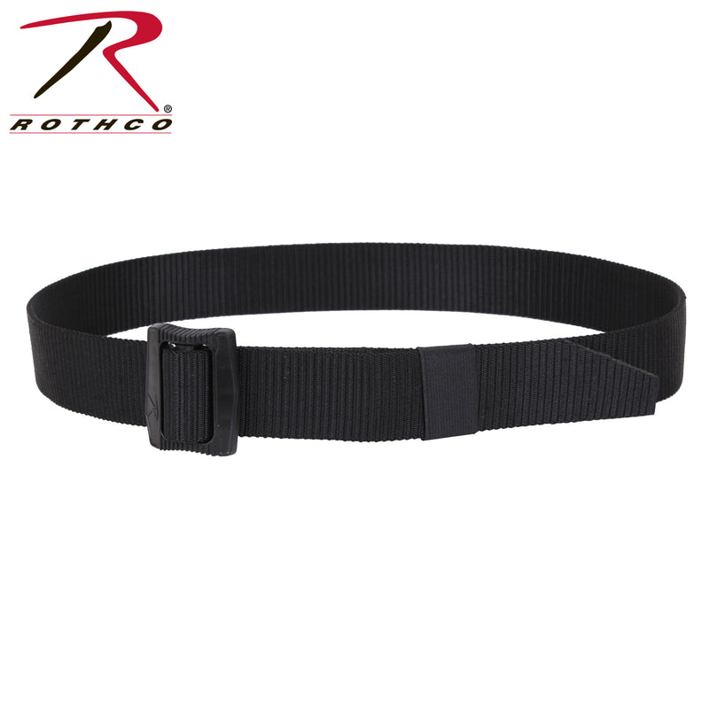 Rothco Deluxe BDU Belt With Security Friendly Plastic Buckle