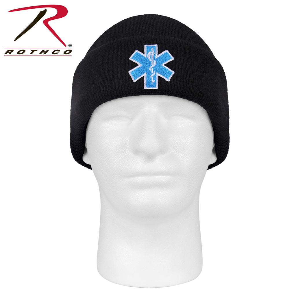 Rothco Star of Life EMT Watch Cap
