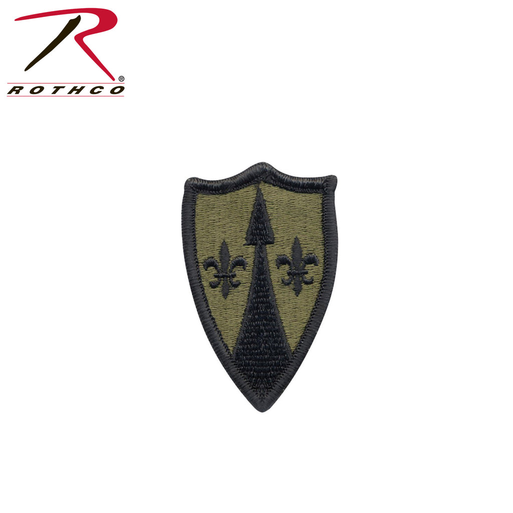Rothco Patch - US Theater Army Spt CMD Europe