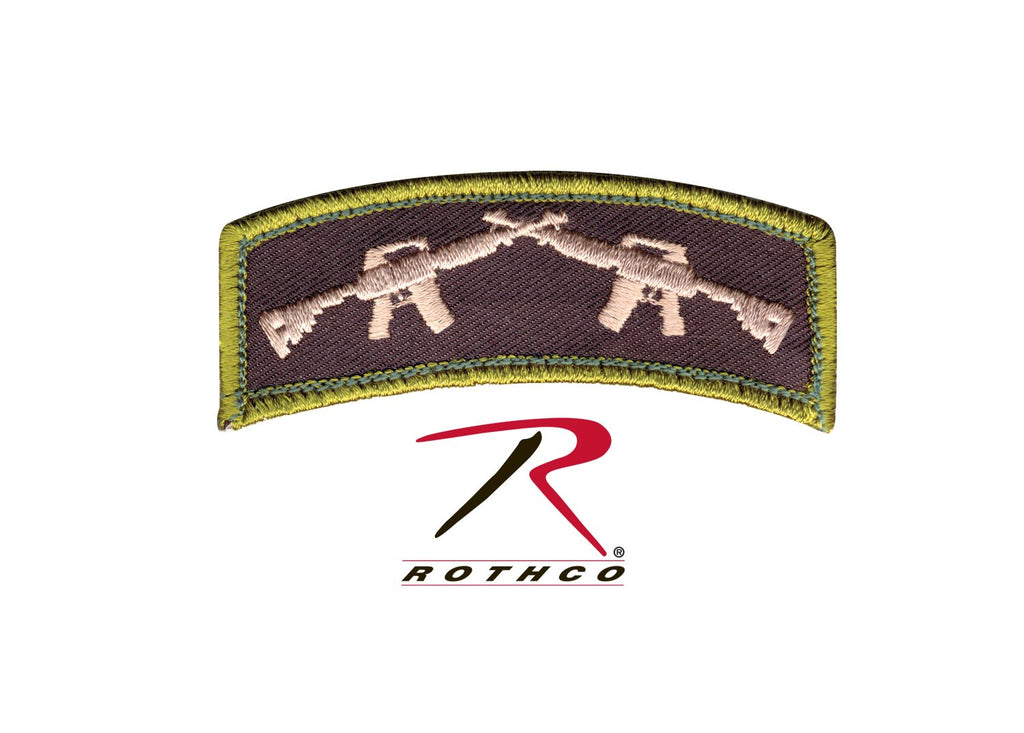 Rothco Crossed Rifles Morale Patch