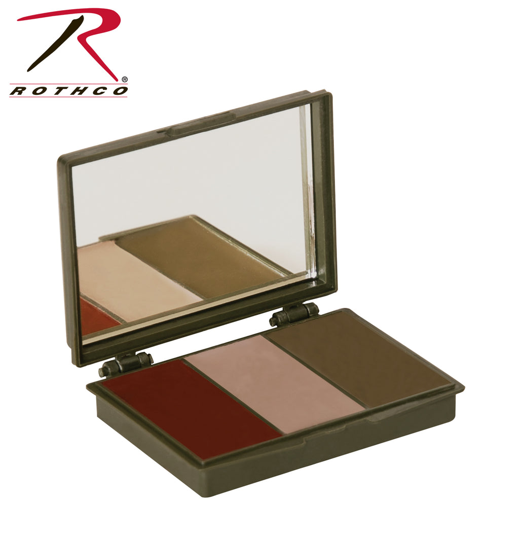 Rothco 3 Color OCP Camo Face Paint Compact