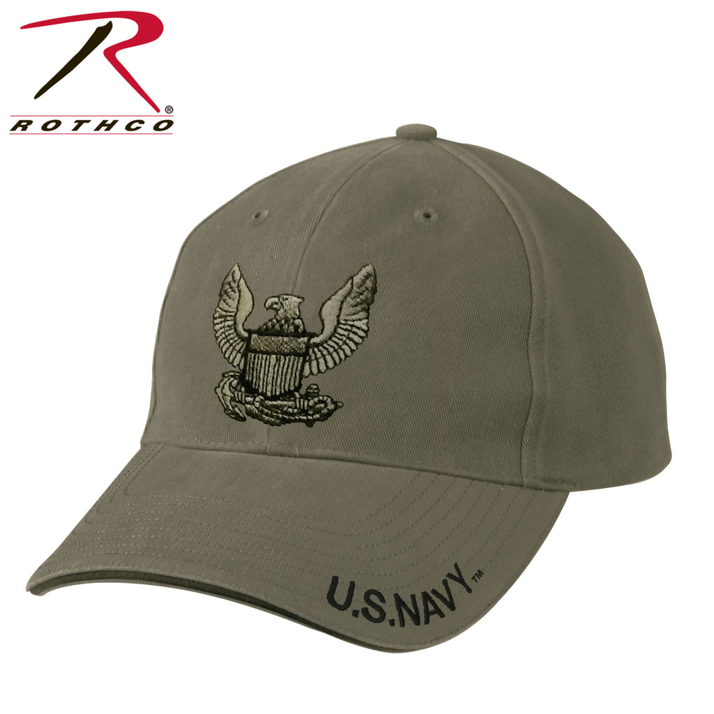 Rothco Vintage U.S. Navy Eagle Low Profile Cap