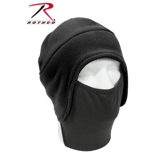 Rothco Convertible Fleece Cap w/ Poly Facemask