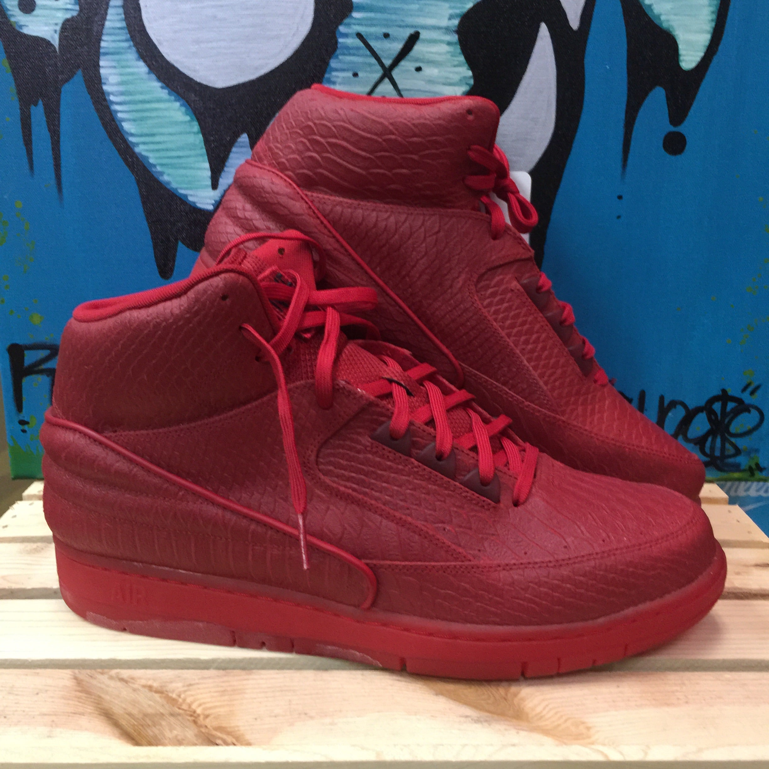 brand new a523f 3a209 ... release date nike red pythons size 13 5d6f7 06479