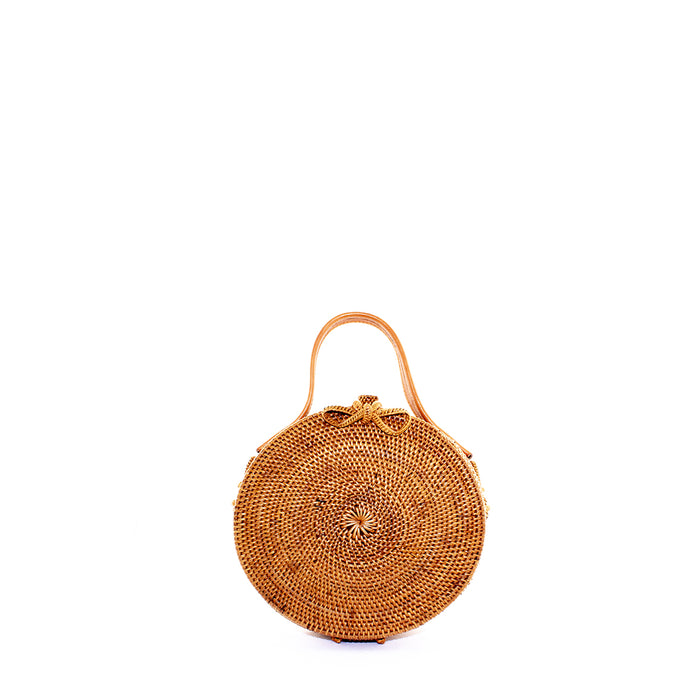 Classic Round Bag w/ Handle