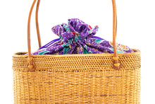 Sanibel Basket Purse