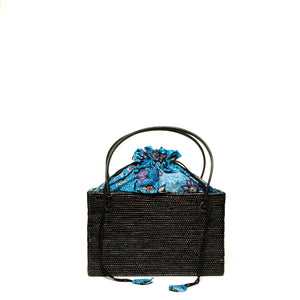 Black Worth Avenue Bag