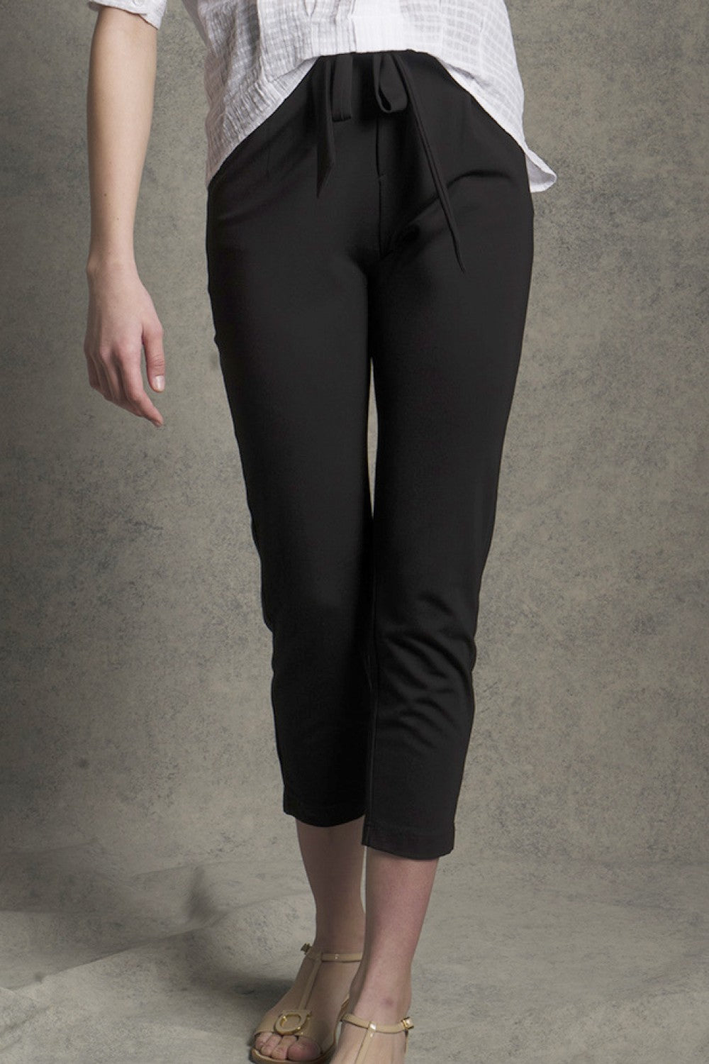 High Waist Slim Pants (SA103)