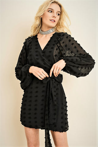 Off Shoulder Star Dress