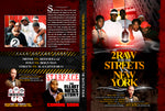 2 RAW (PHILLY) vs NEW YORK (DVD Hard Copy)