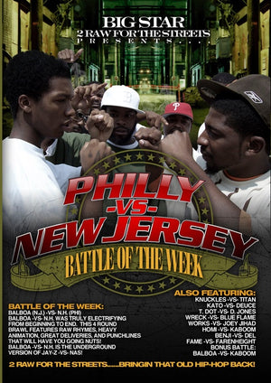 PHILLY vs NEW JERSEY (DIGITAL FILE DOWNLOAD)