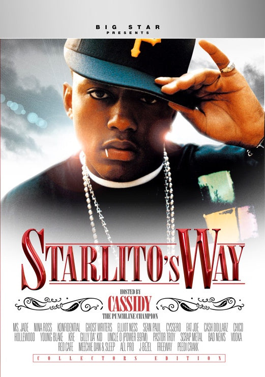 Starlito's Way hosted by CASSIDY (DIGITAL FILE DOWNLOAD)