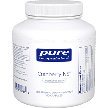 Pure Encapsulations Cranberry NS 500 mg 120 vcaps (CRA13)