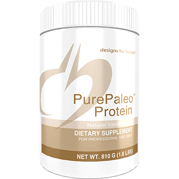 Designs for Health PurePaleo Protein Vanilla 810 g (D04122)
