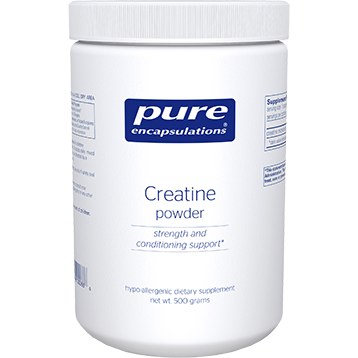 Pure Encapsulations Creatine Powder 500 g (CREA9)