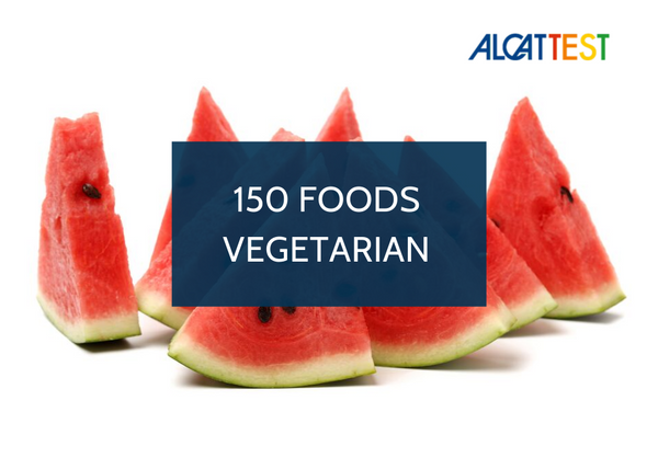 150 Foods (Vegetarian) - Alcat Test Panel