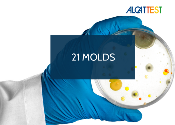 21/20 Molds- Alcat Test Panel
