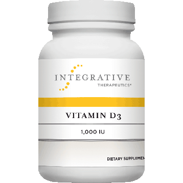 Integrative Therapeutics Vitamin  D3 1000 IU 90 tabs (VID1)
