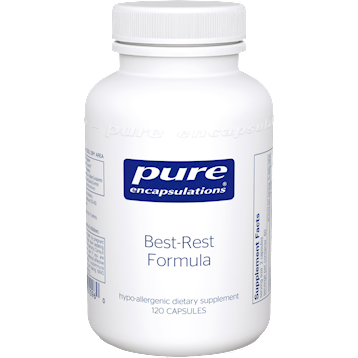 Pure Encapsulations Best Rest Formula 120 caps (BRF1)