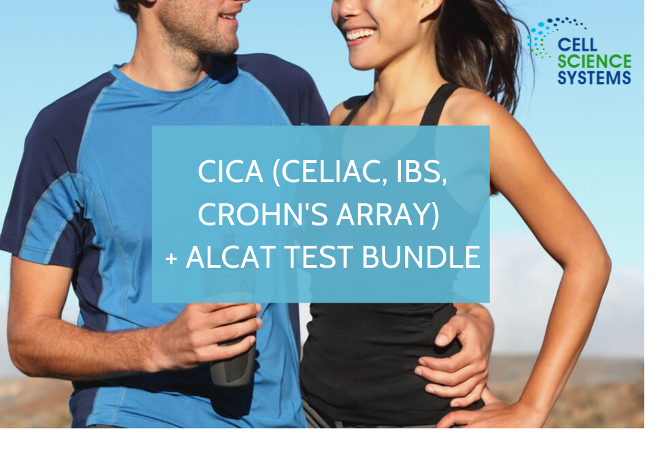 Celiac, IBS, & Crohn's Array (CICA)