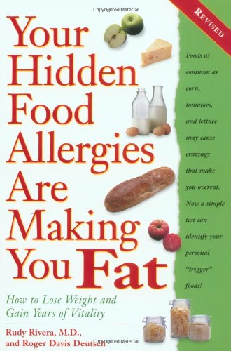 Your Hidden Food Allergies Are Making You Fat (paperback book) ($20 discount applied at checkout)