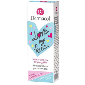 Love My Face - Moisturizing Care For Young Skin
