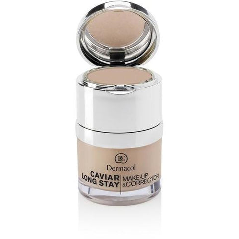 Caviar Long-Stay Make-Up & Corrector  Dermacol San Francisco