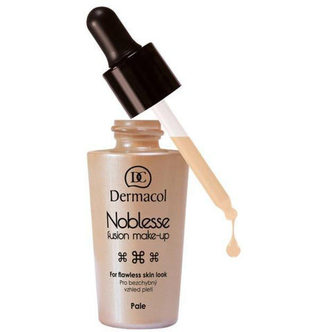 Noblesse Fusion Make-up Invisible Foundation SPF 10  Dermacol San Francisco