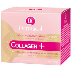 Collagen + Intensive Rejuvenating Day Cream SPF10