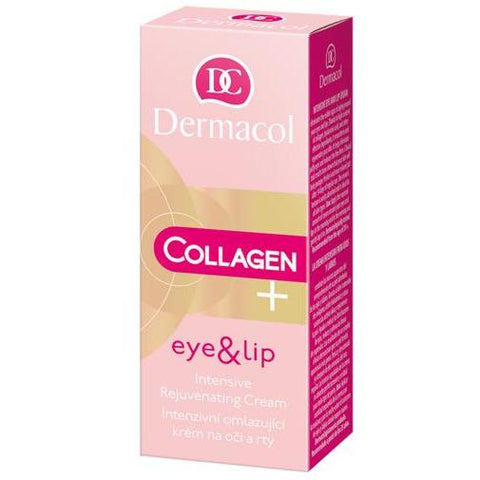 Collagen + Intensive Rejuvenating Eye And Lip Cream