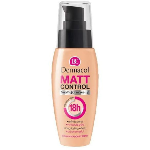 Matt Control Make-Up  Dermacol San Francisco