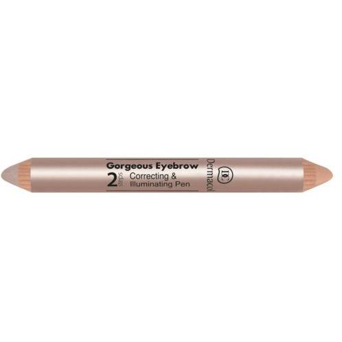 Gorgeous Eyebrow Correcting & Illuminating Pen