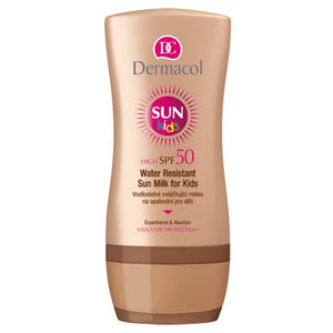 Dermacol Water Resistant Sun Milk For Kids SPF 50  Dermacol San Francisco