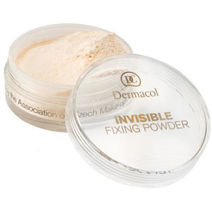 Invisible Fixing Powder  Dermacol San Francisco