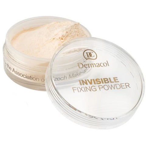 Invisible Fixing Powder Natural Dermacol San Francisco