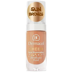Dermacol Sheer Face Illuminator - Sun Bronze  Dermacol San Francisco