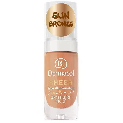 Sheer Face Illuminator - Sun Bronze  Dermacol San Francisco