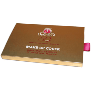 Dermacol Make Up Cover Limited Edition 5 Mini Best Selling Shades Set  Dermacol San Francisco