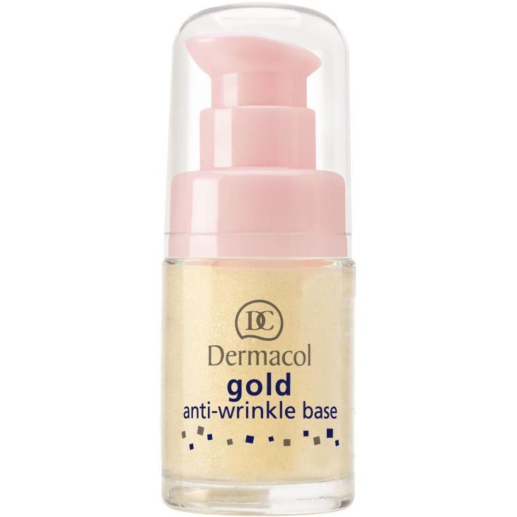 Gold Anti Wrinkle Base Primer 15 ml Dermacol San Francisco