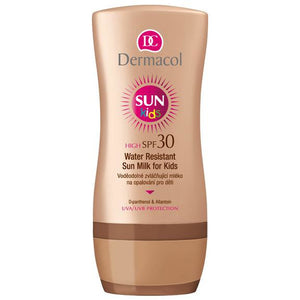 Dermacol Water Resistant Sun Milk For Kids SPF 30  Dermacol San Francisco