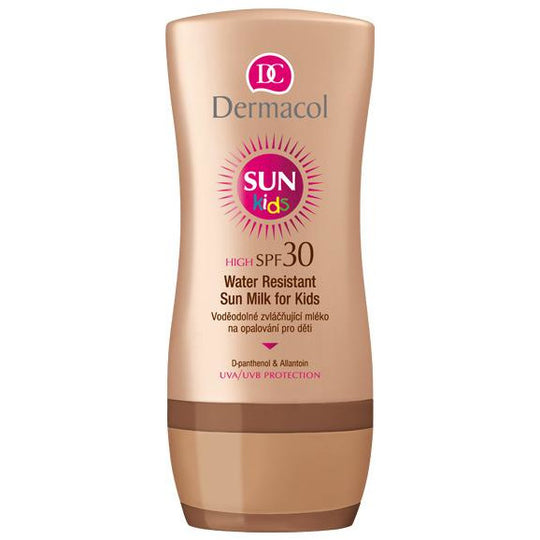 Water Resistant Sun Milk for kids SPF30