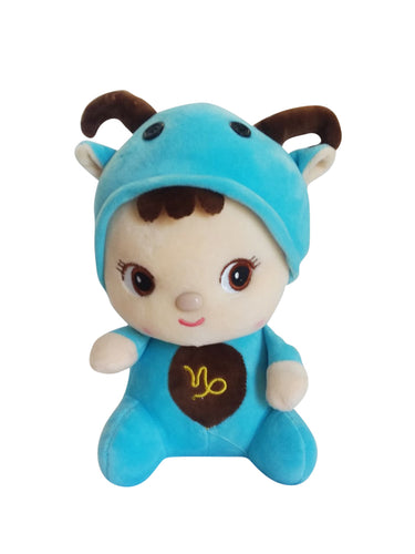 Capricorn Horoscope Rag Doll Baby Doll