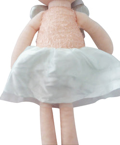 Isla the Angel Rag Doll Baby Doll Doll Odd Peanut